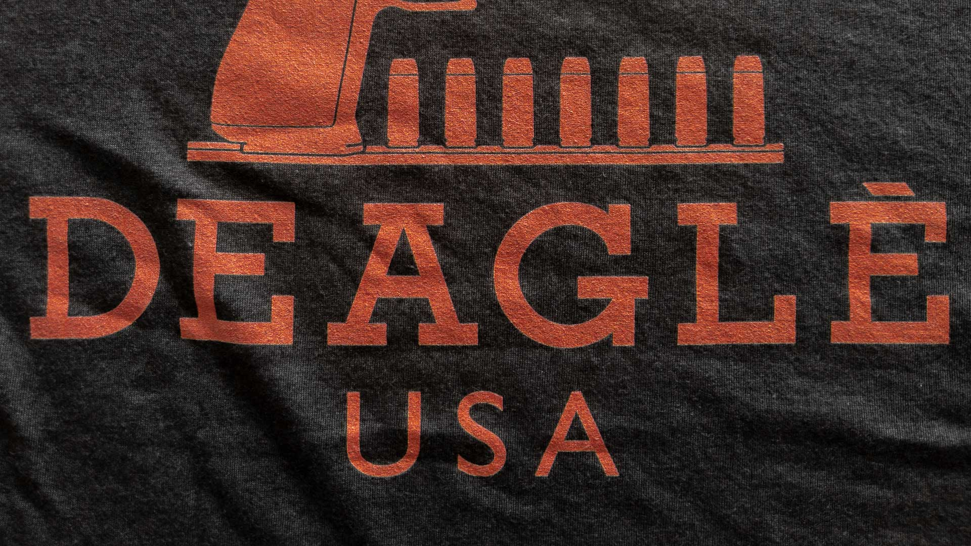 Deagle T-Shirt Detail 2