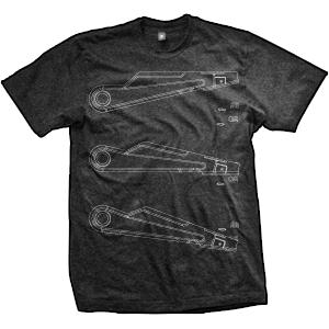AK-47 Selector Switch T-Shirt