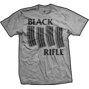 ENDO AR-15 Black Rifle T-Shirt