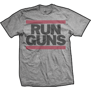 Run Guns Project Gunrunner T-Shirt